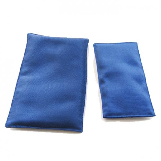 Stützpolster Set blau 16-20