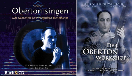 Oberton Workshop - Buch + DVD Set