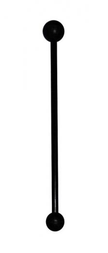 Hartgummi Doppelkopf