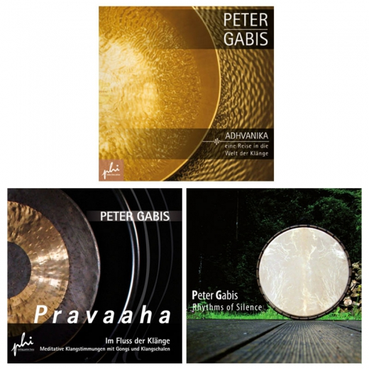 CD Set: Peter Gabis