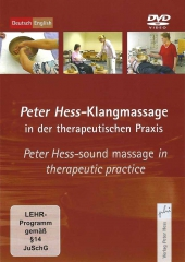 DVD Sound massage in therapy
