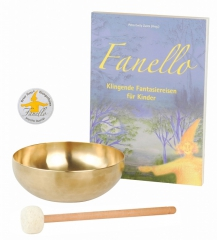 Das Fanello Klangschalen Set