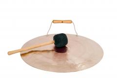 Gong-Handle