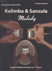 Das Große Lehrbuch für Kalimba 11 & Sansula MELODY
