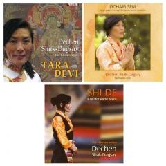 CD Set: Dechen Shag Dagsay