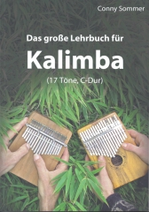 Das Große Lehrbuch für Kalimba 17 (german)