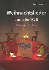 Christmas Carols from Around the World for Kalimba 17 (german)